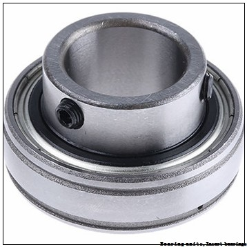 35 mm x 72 mm x 42.9 mm  SNR UC.207G2.T20 Bearing units,Insert bearings