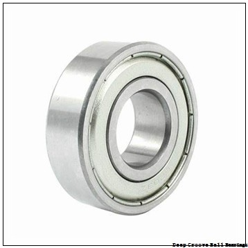 8 mm x 12 mm x 2.5 mm  skf W 617/8 Deep groove ball bearings