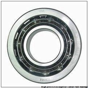 90 mm x 160 mm x 30 mm  SNR 7218.C.G1.UJ74 High precision angular contact ball bearings