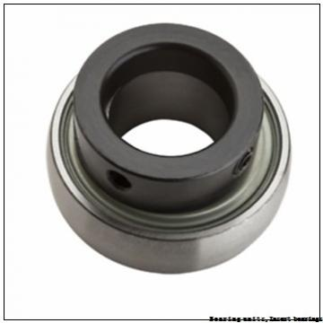 22.22 mm x 52 mm x 34 mm  SNR UC.205-14.G2 Bearing units,Insert bearings