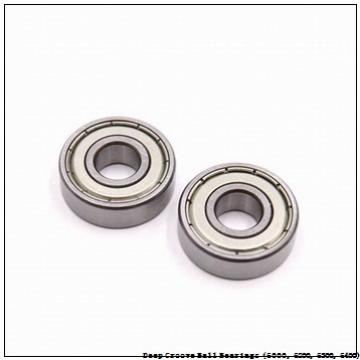 105 mm x 190 mm x 36 mm  timken 6221-C3 Deep Groove Ball Bearings (6000, 6200, 6300, 6400)