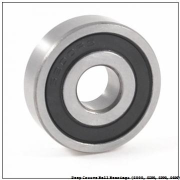 timken 6219-NR-C3 Deep Groove Ball Bearings (6000, 6200, 6300, 6400)