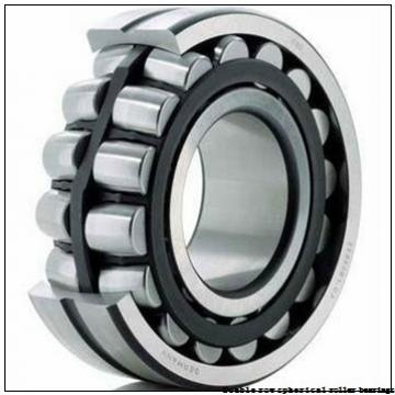 45 mm x 100 mm x 36 mm  SNR 22309.EG15KW33C3 Double row spherical roller bearings