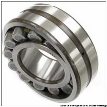 95 mm x 170 mm x 43 mm  SNR 22219EAKW33ZZ Double row spherical roller bearings