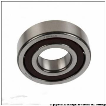 35 mm x 55 mm x 10 mm  SNR ML71907CVUJ74S High precision angular contact ball bearings