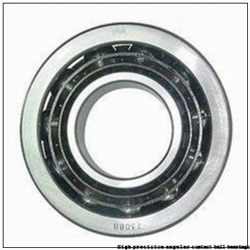 50 mm x 80 mm x 16 mm  SNR MLE7010HVUJ84S High precision angular contact ball bearings