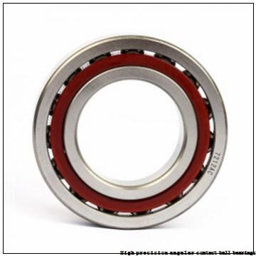 50 mm x 80 mm x 16 mm  SNR ML7010HVUJ74S High precision angular contact ball bearings