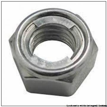 skf KMK 19 Lock nuts with integral locking