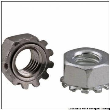 skf KMK 7 Lock nuts with integral locking