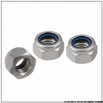 skf KMK 3 Lock nuts with integral locking