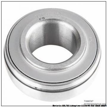 timken HS2312 Metric HE/HS Adapter Sleeve for Inch Shaft