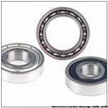 timken 16028 Narrow Section Ball Bearings (16000, 16100)
