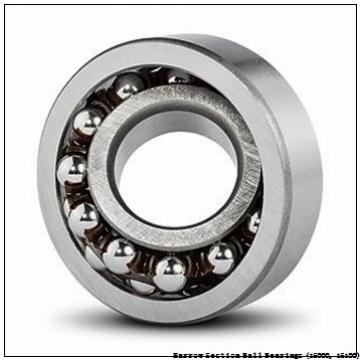 timken 16101-2RS Narrow Section Ball Bearings (16000, 16100)