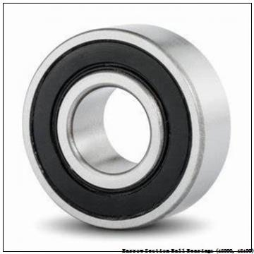 timken 16018 Narrow Section Ball Bearings (16000, 16100)