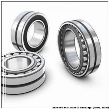 timken 16030-C3 Narrow Section Ball Bearings (16000, 16100)