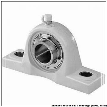 timken 16019 Narrow Section Ball Bearings (16000, 16100)