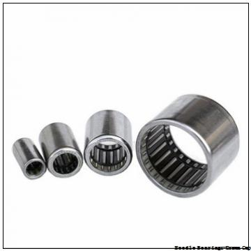NPB MJ-651 Needle Bearings-Drawn Cup