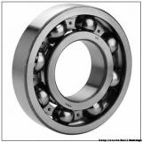 3,175 mm x 9,525 mm x 10,719 mm  skf D/W R2-6 R Deep groove ball bearings