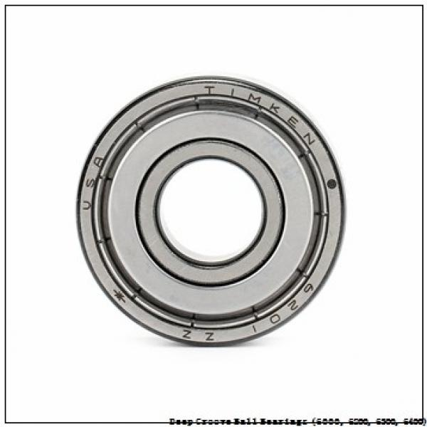 100 mm x 215 mm x 47 mm  timken 6320-C3 Deep Groove Ball Bearings (6000, 6200, 6300, 6400) #2 image