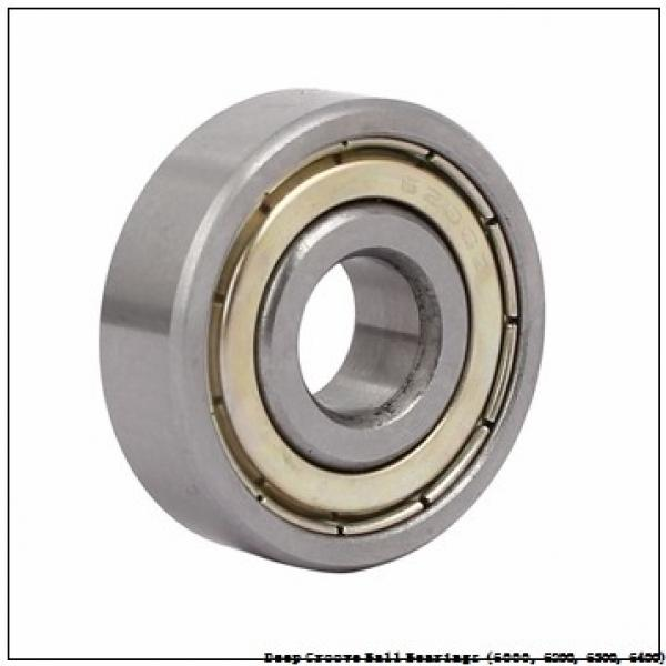 timken 6008-RS Deep Groove Ball Bearings (6000, 6200, 6300, 6400) #2 image
