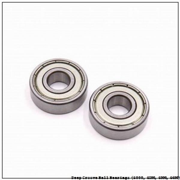 100 mm x 150 mm x 24 mm  timken 6020-C3 Deep Groove Ball Bearings (6000, 6200, 6300, 6400) #1 image