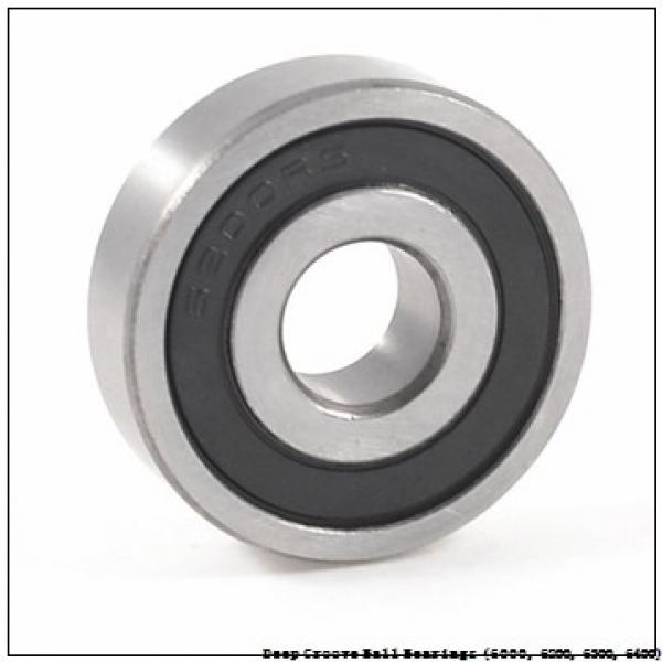 timken 6008-RS Deep Groove Ball Bearings (6000, 6200, 6300, 6400) #1 image