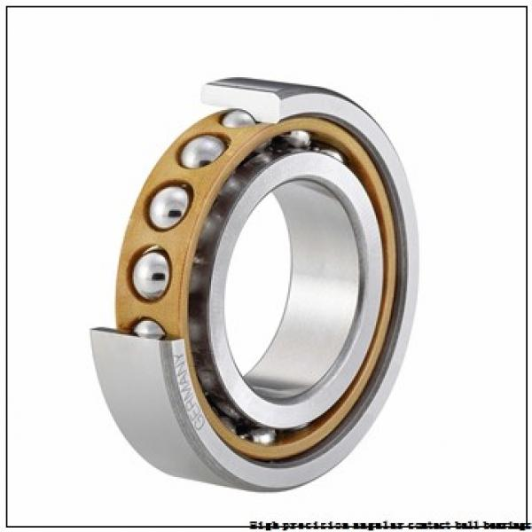 60 mm x 85 mm x 13 mm  SNR ML71912HVUJ84S High precision angular contact ball bearings #2 image