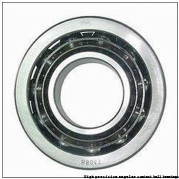 60 mm x 85 mm x 13 mm  SNR ML71912HVUJ84S High precision angular contact ball bearings #1 image
