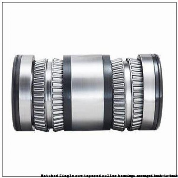 skf 30212T53/DB Matched Single row tapered roller bearings arranged back-to-back #2 image
