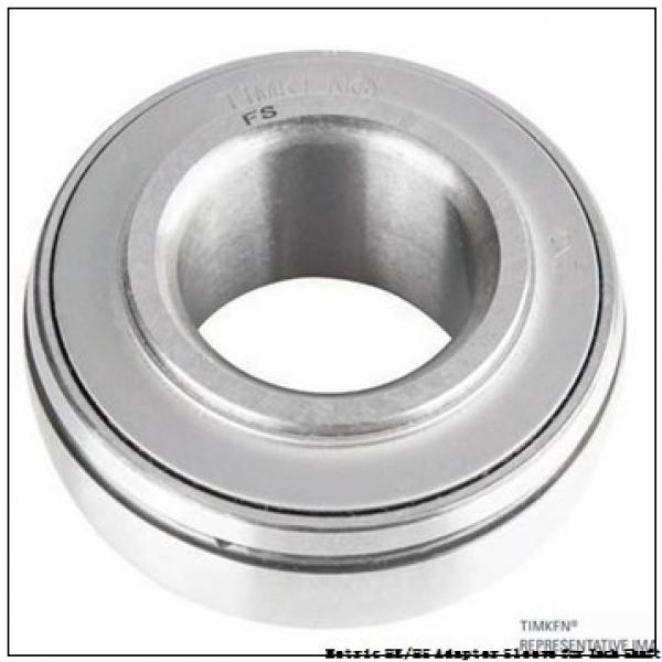 timken HE3130 Metric HE/HS Adapter Sleeve for Inch Shaft #1 image