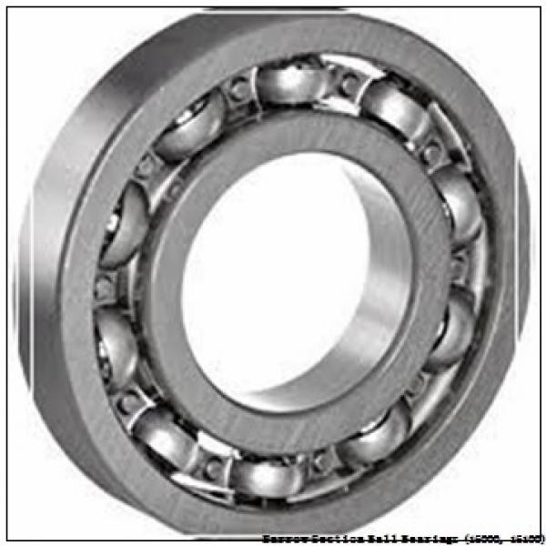 timken 16022 Narrow Section Ball Bearings (16000, 16100) #3 image