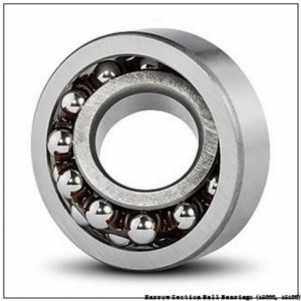 30 mm x 55 mm x 9 mm  timken 16006-C3 Narrow Section Ball Bearings (16000, 16100) #2 image